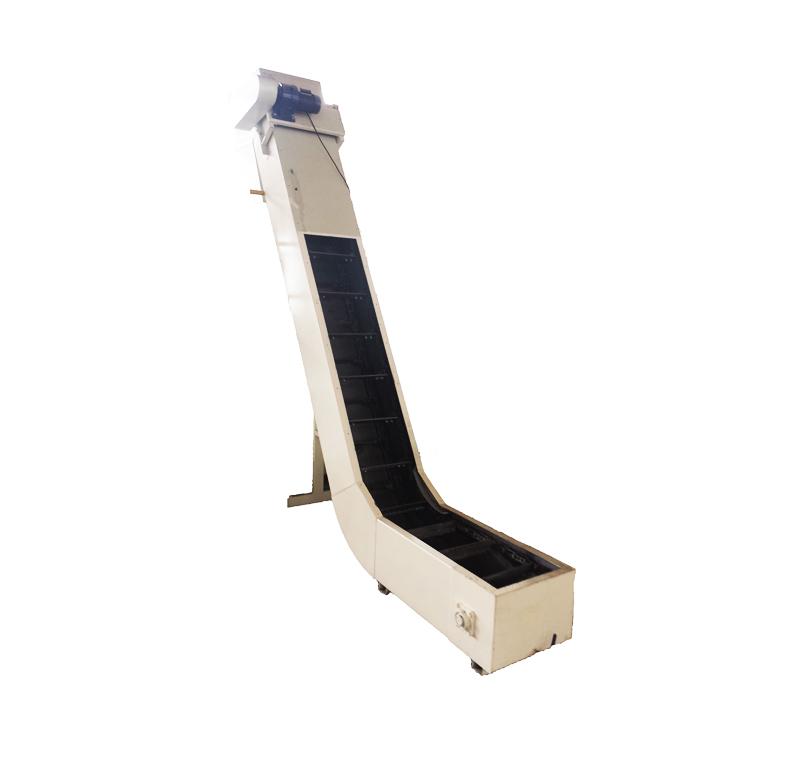 模锻链刮板排屑装置