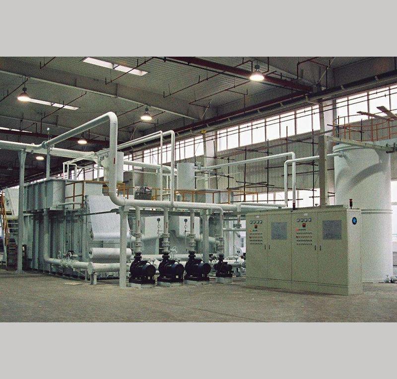 北京切屑液集中过滤系统